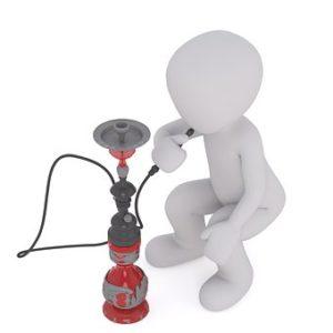 Shisha pipe/hookah pipe