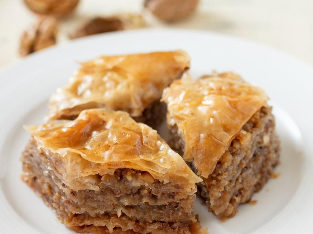 пахлава арабская рецепт с фото отзывы