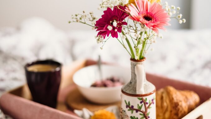 10 Reasons To Add Flowers To Your Everyday Life